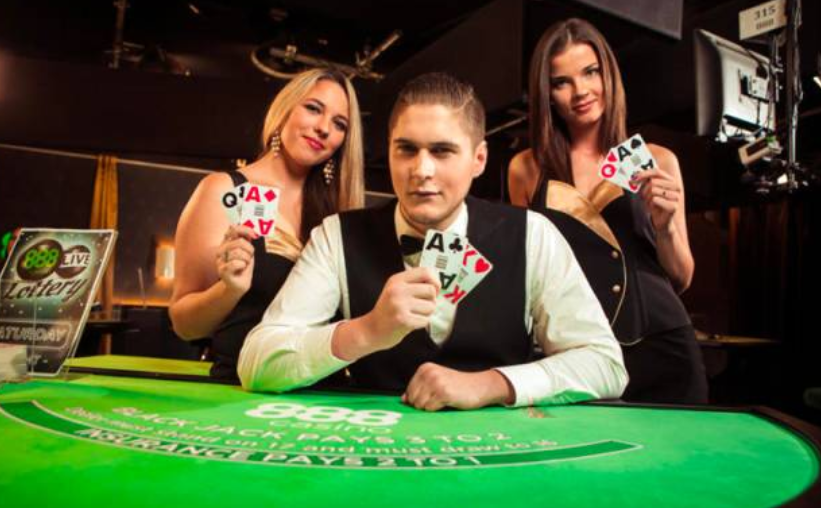 live casino onlie